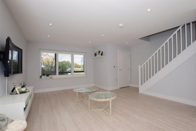 Terraced house for sale in Park View, Chigwell, Essex
