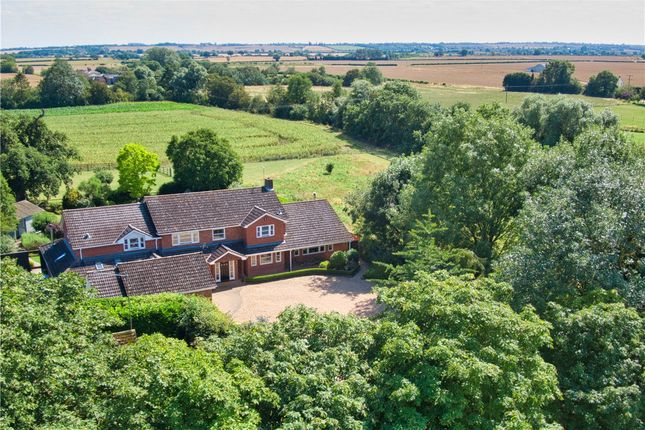 Thumbnail Land for sale in Old Ford Lane, Stonely, St. Neots, Cambs