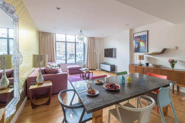 Thumbnail Flat to rent in Blandford Street, London