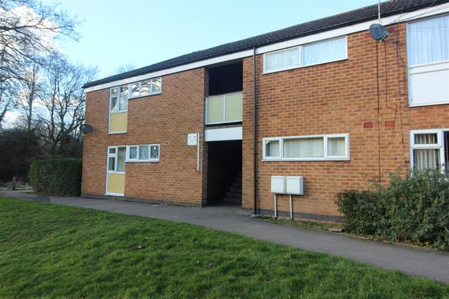 Thumbnail Flat to rent in Glamorgan Close, Coventry
