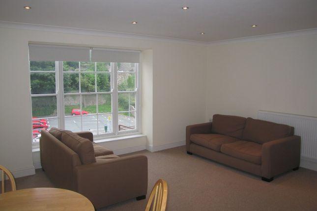 Thumbnail Flat to rent in Kensington House, Flat 2, Castle Lake, Haverfordwest.
