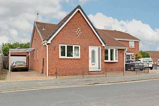 Thumbnail Bungalow for sale in Maplewood Avenue, Hull