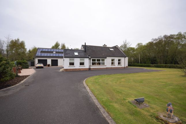 Thumbnail Detached house for sale in Includes 2 Bedroom Apartment, Valley Road, Killadeas, Enniskillen
