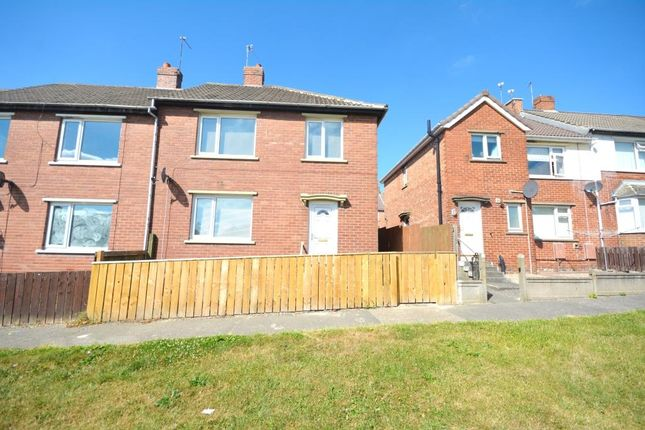 Thumbnail Terraced house to rent in Cumbrian Avenue, Chester Le Street