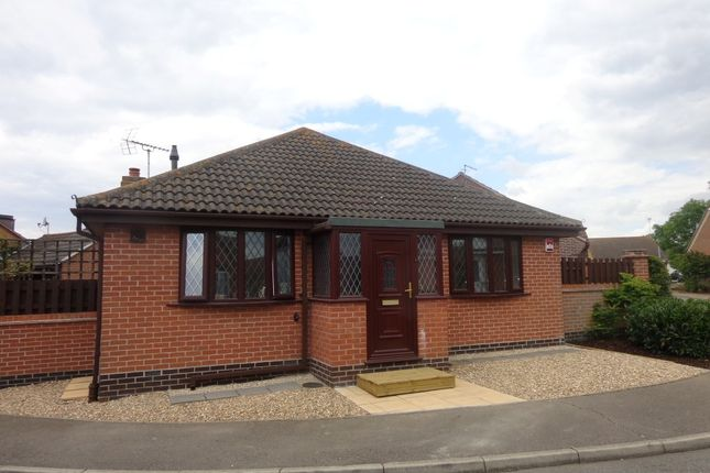 Thumbnail Detached bungalow to rent in Havering Close, Clacton-On-Sea
