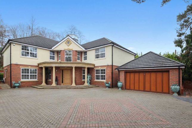 5 bed detached house for sale in Leatherhead Road, Oxshott