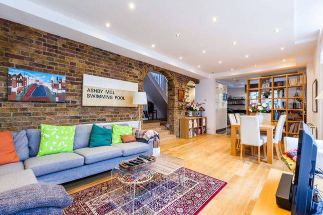 Thumbnail Property to rent in Mandrell Road, Brixton