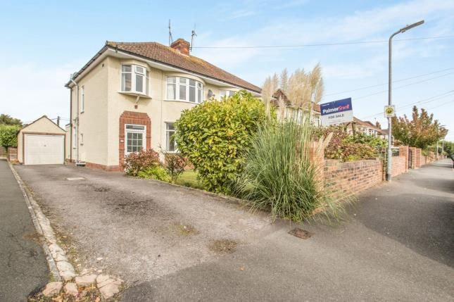 Thumbnail Semi-detached house for sale in Tamar Avenue, Taunton