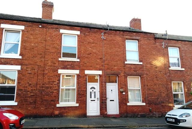 Thumbnail Terraced house for sale in Scaurbank Road, Carlisle, Cumbria