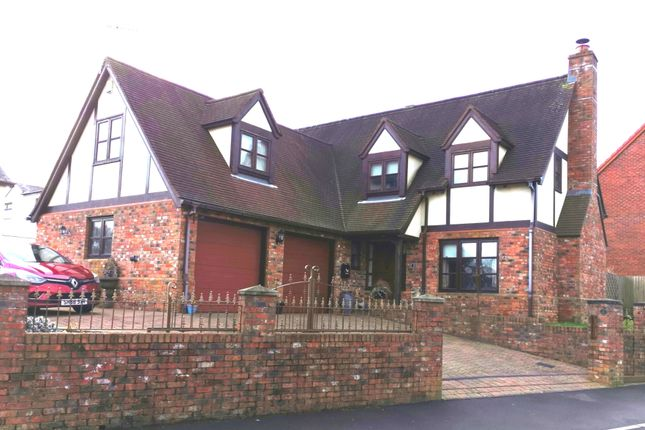 Thumbnail Detached house for sale in Swn Yr Afon, Kenfig Hill