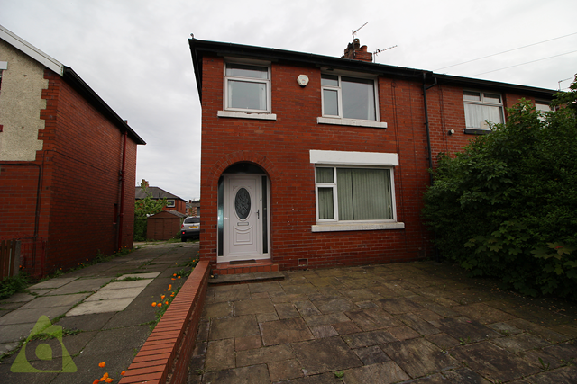 Thumbnail Semi-detached house for sale in Lupin Avenue, Farnworth, Bolton