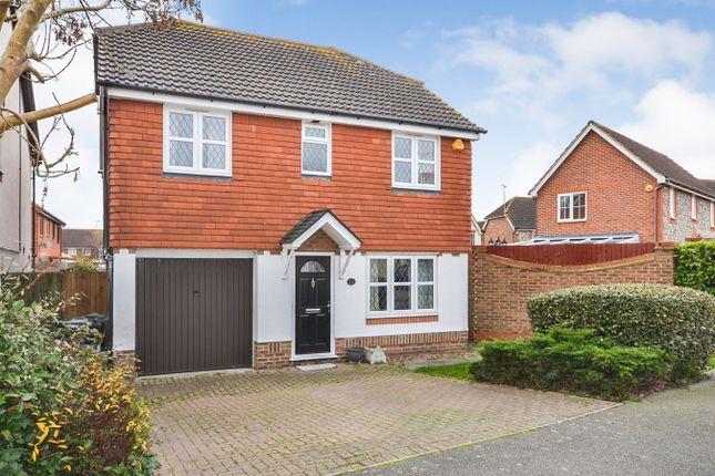 Thumbnail Detached house for sale in Doubleday Drive, Heybridge, Maldon