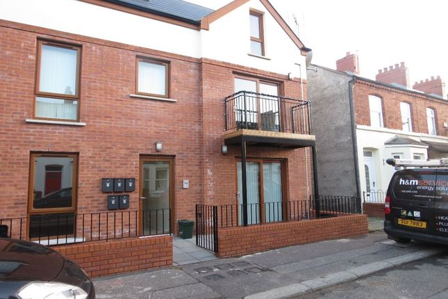 Thumbnail Flat to rent in Belmont Avenue West, Belfast