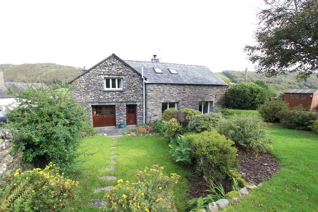 Thumbnail Barn conversion for sale in Drumlins, Lowick Green, Ulverston, Cumbria