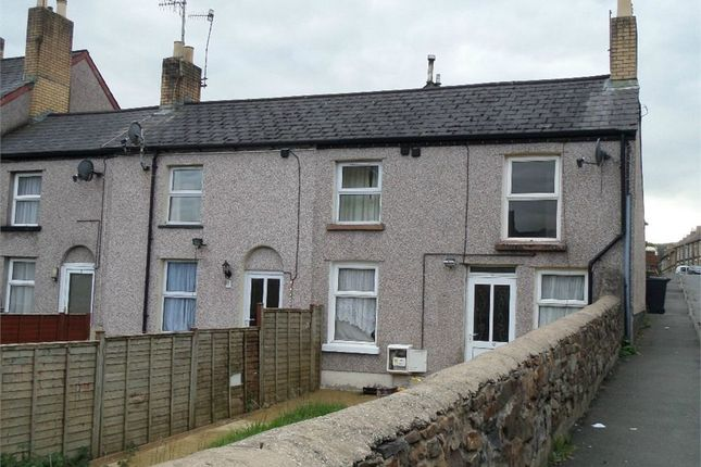 Thumbnail End terrace house for sale in Hanbury Road, Pontnewynydd, Pontypool