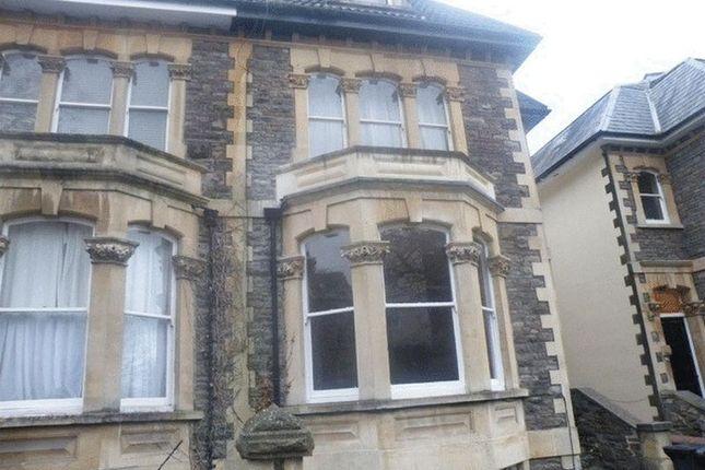 Thumbnail Maisonette to rent in Randall Road, Garden Flat, Bristol