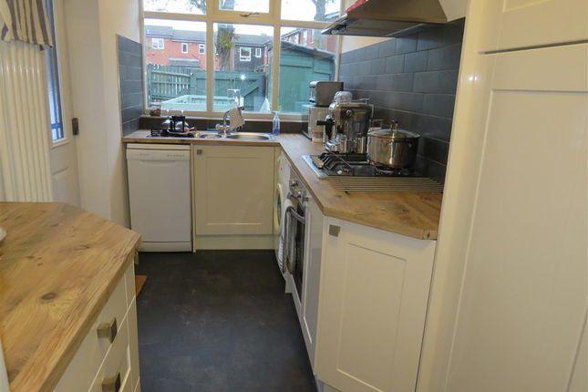 2 bed terraced house to rent in Walter Street, Derby DE1