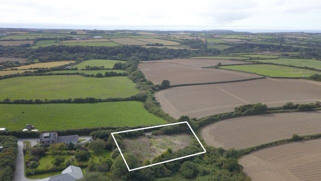 Land for sale in St. Issey, Wadebridge