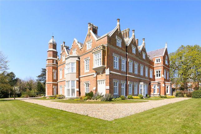 2 bed flat for sale in Gladwin, Hamels Mansion, Hamels Park, Buntingford, Hertfordshire SG9