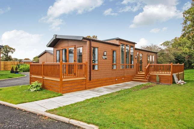 Thumbnail Bungalow for sale in The Linear, Royal Vale London Road, Allostock, Knutsford