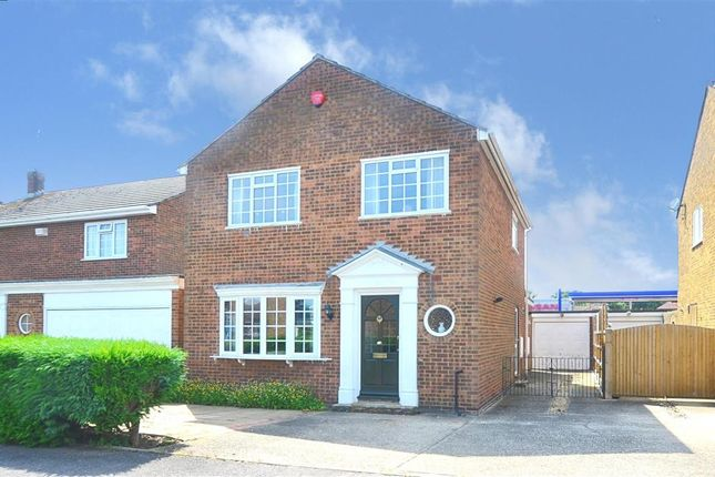 Thumbnail Detached house for sale in Weatherly Drive, Broadstairs, Kent