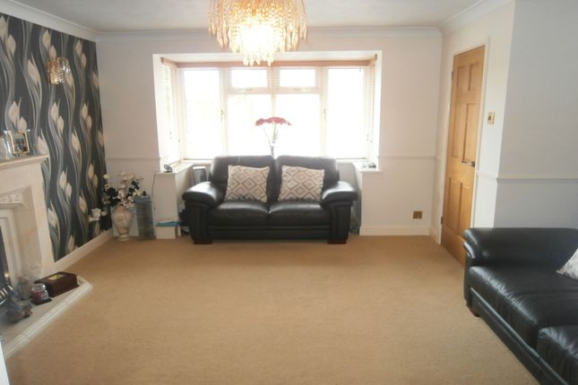 Lounge of Dickens Close, Galley Common, Nuneaton, Warwickshire CV10