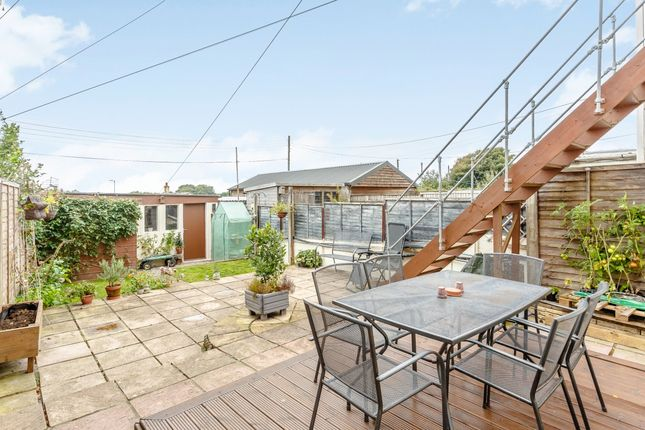 Thumbnail End terrace house for sale in 87 Enys Road, Camborne, Cornwall