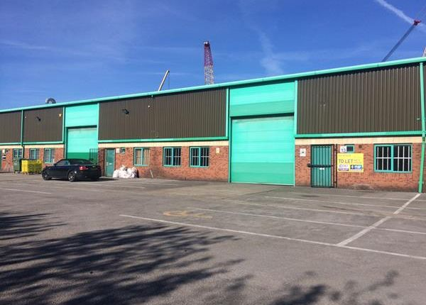 Thumbnail Light industrial to let in Unit 13, Ecclesbourne Park Industrial Estate, Clover Nook Road, Alfreton