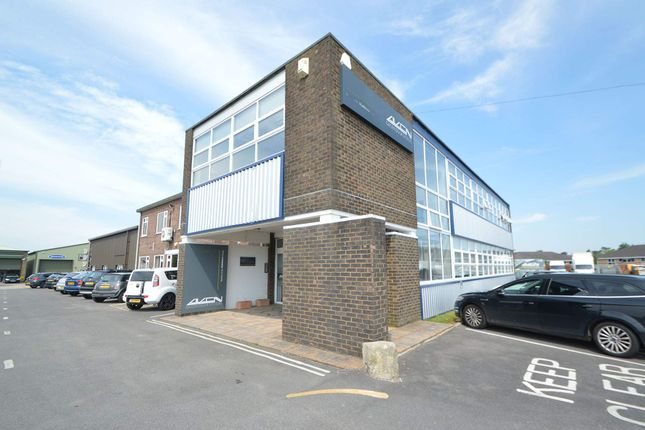 Thumbnail Warehouse to let in Crow House/Unit 3, Ringwood