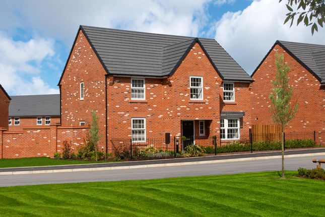 "Thumbnail Detached house for sale in ""Winstone"" at Black Firs Lane, Somerford, Congleton"