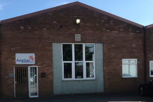 Thumbnail Industrial to let in Valley Street, Darlington