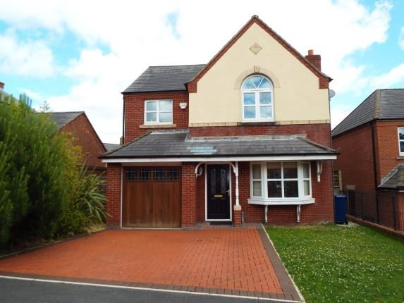 Thumbnail Detached house for sale in The Close, Walton-Le-Dale, Preston