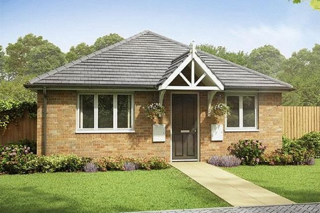Thumbnail Detached bungalow for sale in Fields Road, Wootton