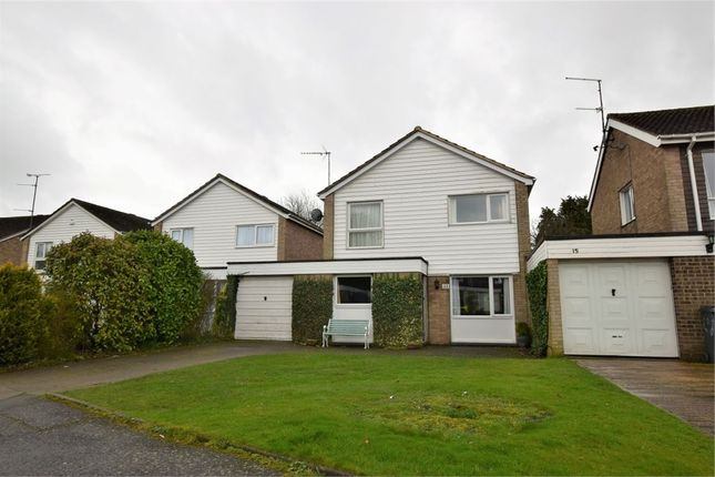 Detached house for sale in Isham Close, Kingsthorpe, Northampton