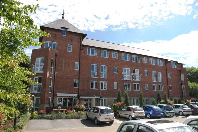 Thumbnail Flat for sale in Kedleston Close, Belper