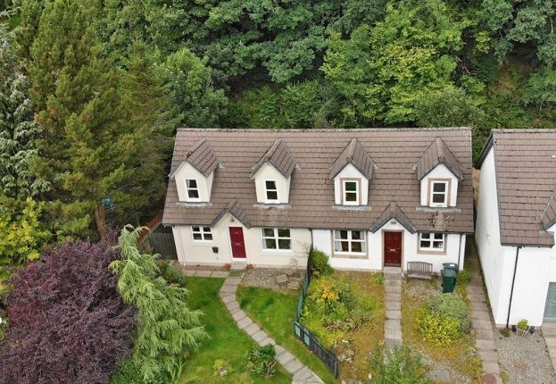 Thumbnail Semi-detached house for sale in Cairnbaan Lea, Cairnbaan