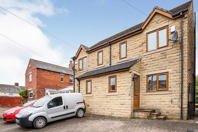 Thumbnail Semi-detached house for sale in Tichbourne Street, Liversedge, West Yorkshire