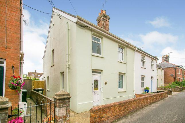 Thumbnail Semi-detached house for sale in Mill Lane, Wareham