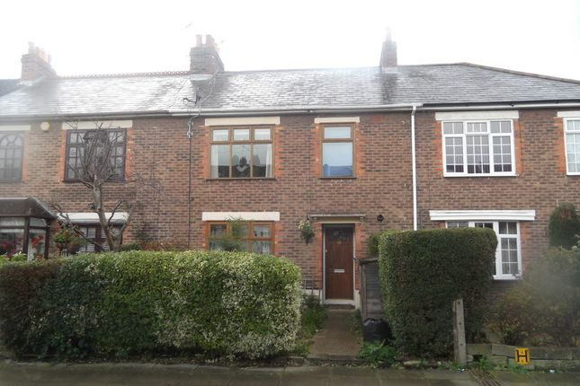 Thumbnail Terraced house to rent in Crofton Road, Southsea