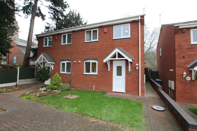 3 bed semi-detached house for sale in Horninglow Road North, Horninglow, Burton-On-Trent DE13