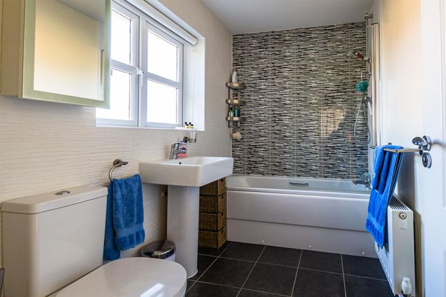 Family Bathroom of Wattle Close, Sileby, Leicestershire LE12