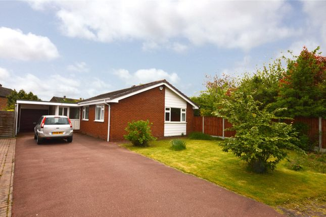 Thumbnail Detached bungalow for sale in Coppice Close, Wakefield, West Yorkshire