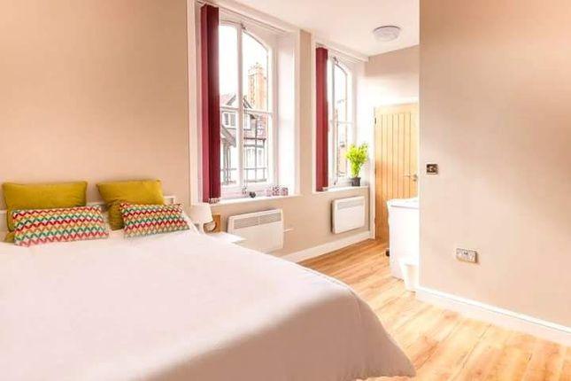 Thumbnail Flat to rent in 22 Grosvenor Street, Chester