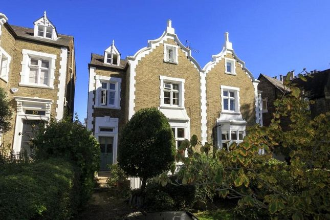 Thumbnail Semi-detached house to rent in Park Road, Richmond, Surrey