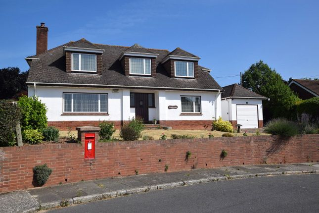Thumbnail Detached house to rent in Rosebank Crescent, Exeter