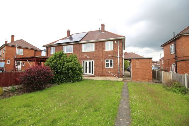 Thumbnail Semi-detached house to rent in Malton Road, Intake, Doncaster