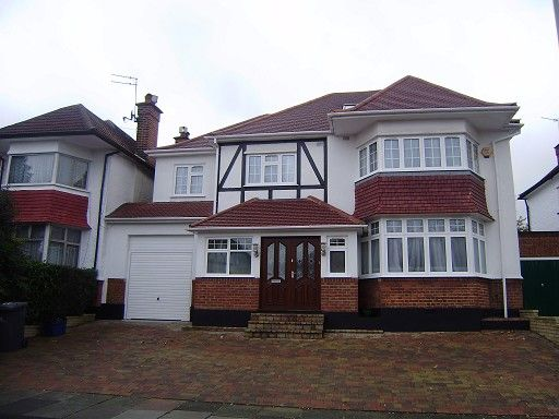 Thumbnail Detached house to rent in Foscote Road, Hendon, London