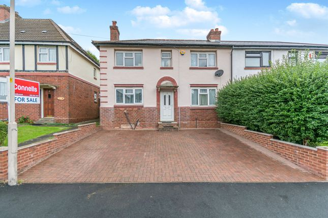 Thumbnail Semi-detached house for sale in Albright Road, Bearwood, Smethwick