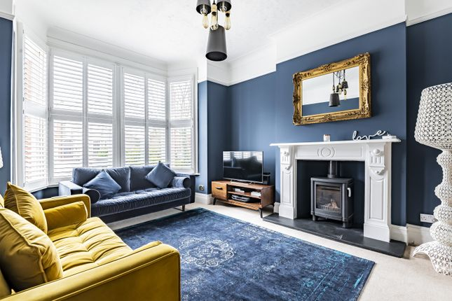 Thumbnail Semi-detached house for sale in Glenluce Road, London