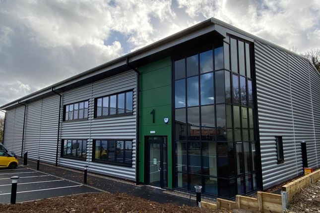 Thumbnail Industrial to let in Broadley Park, Plymouth